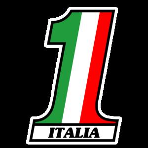 1 Fussball Nationalmannschaft Italien Shirt