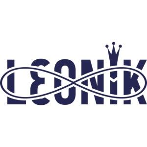 Leonik Logo blau