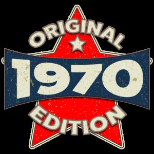 Geboren in 1970 Original Edition