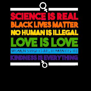 CSD LGBTQ & LGBTQIA Lesbian Bi Trans Human Merch