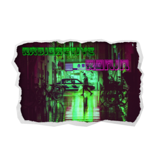 "Radioactive Ronin ""City Lights 2"""