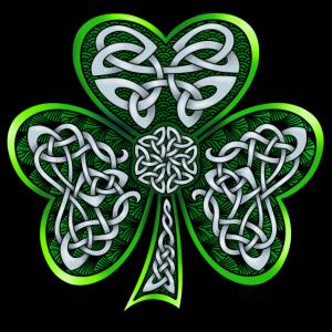Keltisches Kleeblatt
