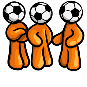Niederlande Fussball Fussballfan Mannschaft Team