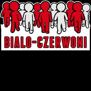Polen Fussballteam Mannschaft Fussballfan Team