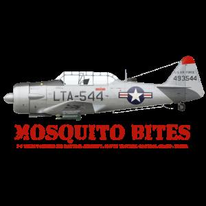 Mückenstiche