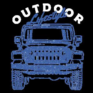 Outdoor Lifestyle exploring Offroad Fahrzeug