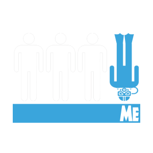 Normal People Me Taucher