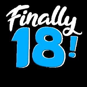 Finally 18