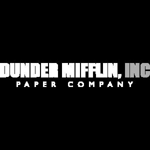 Die Office Dunder Mifflin Grafik
