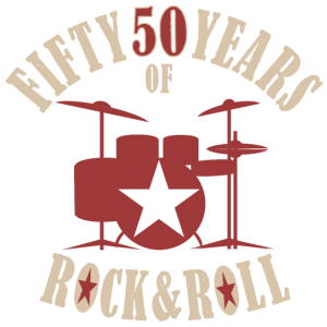 Schlagzeuger - 50 Years Of Rock Roll