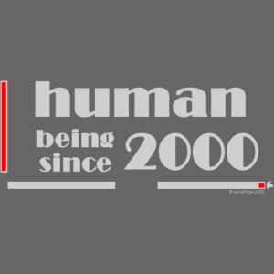 2000 Anniversary Light Gray