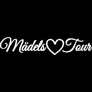 Mädels Tour Herz