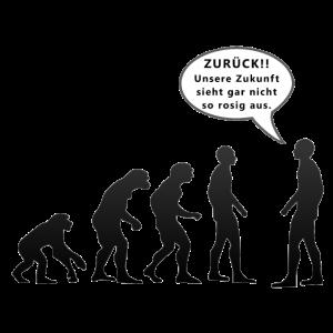 EVOLUTION - KOMMANDO WIEDER ZURÜCK