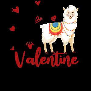 Lama sei dein Valentinstag