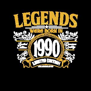 Geburtstag 1990 30 Jahre Geschenkidee