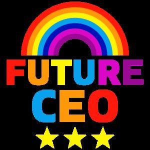 Future CEO Entrepreneur Geschenk