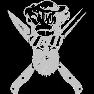 BBQ Skull