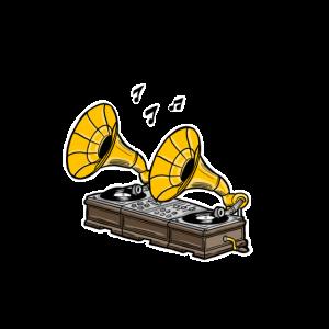 Retro DJ