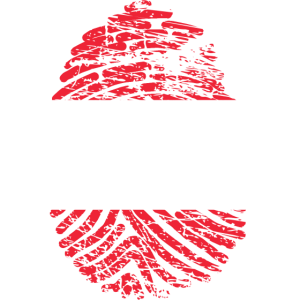 Oesterreich mit Fingerabdruck