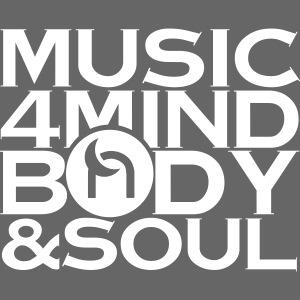 Music 4 Mind, Body & Soul White