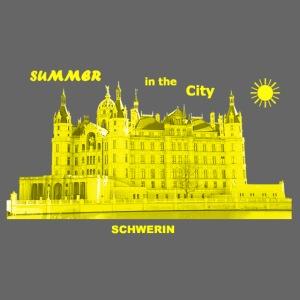Summer Schwerin City Sommer Mecklenburg Vorpommern