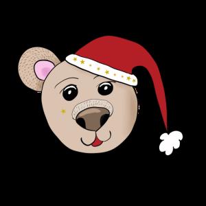 Weihnachtsteddy