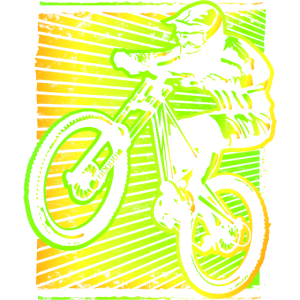Mountainbiker ► Mountainbike ► MTB Biker Fahrrad