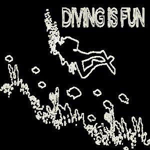 Diving Is Fun