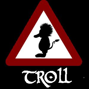 Troll, Norwegen, Schweden, Norge, Sverige