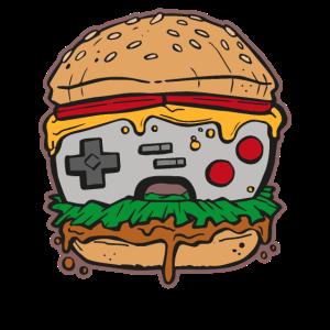 Hamburger Gaming Controller