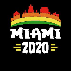 City Trip 2020 Miami America