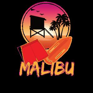 Rettungsschwimmer Malibu