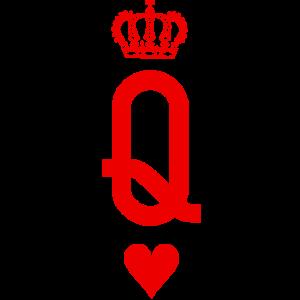 Queen and King Partnerlook Design!