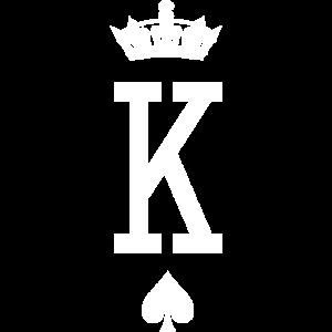 King und Queen Partnerlook Design!