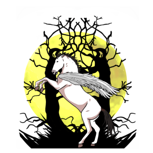 Pferd Pferde Pegasus Fabelwesen Myth Fantasy