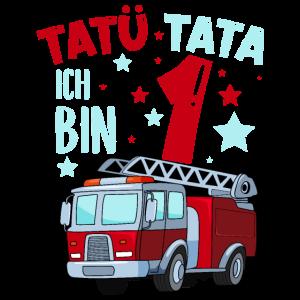 Feuerwehr 1 Jahr Geburtstag