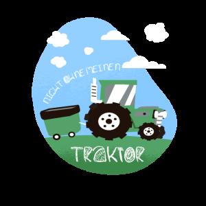 Traktor Jungen cooles Trekker Design