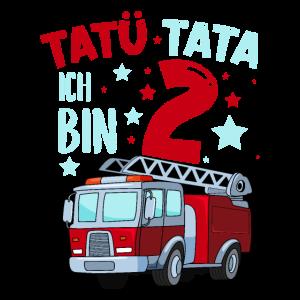 Feuerwehr 2 Jahre Geburtstag