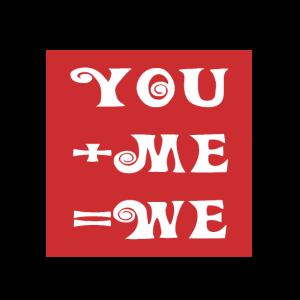 YOU AND ME Valentinstag Geschenk Für Freundin