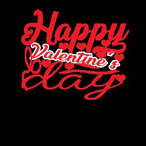 HAPPY VALENTINSTAG Geschenk für Freundin