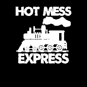 Expresszug für heiße Messen