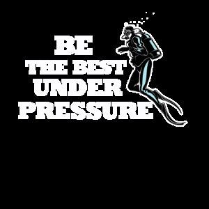 Tauchen Der Beste unter Druck Scuba Diving