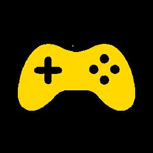 YAZU Gamepad (gelb)