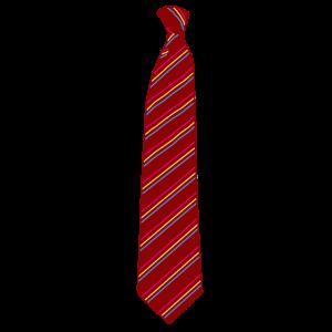 krawatte dunkelrot