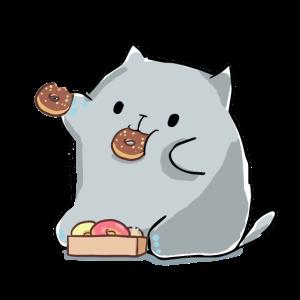 Donut MauMauCat