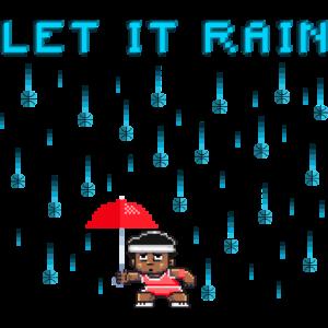let it rain pixel