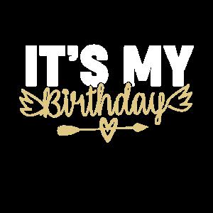 Its my Birthday Es ist mein Geburtstag