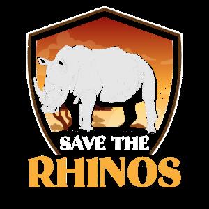 Nashorn Tierschützer