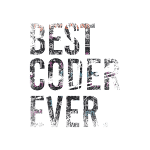 Best Coder Ever Coding