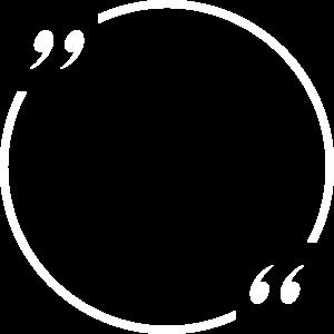 runde, grafische Sprechblase
